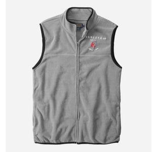 Pendleton Men's Small Gray Vest